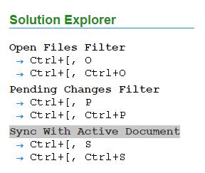 Solution-Explorer